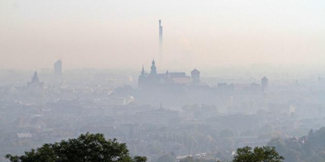 Krakow'da odun ve kömür yakmak yasaklandı