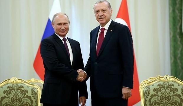 Putin'den çok konuşulacak Türkiye teklifi!