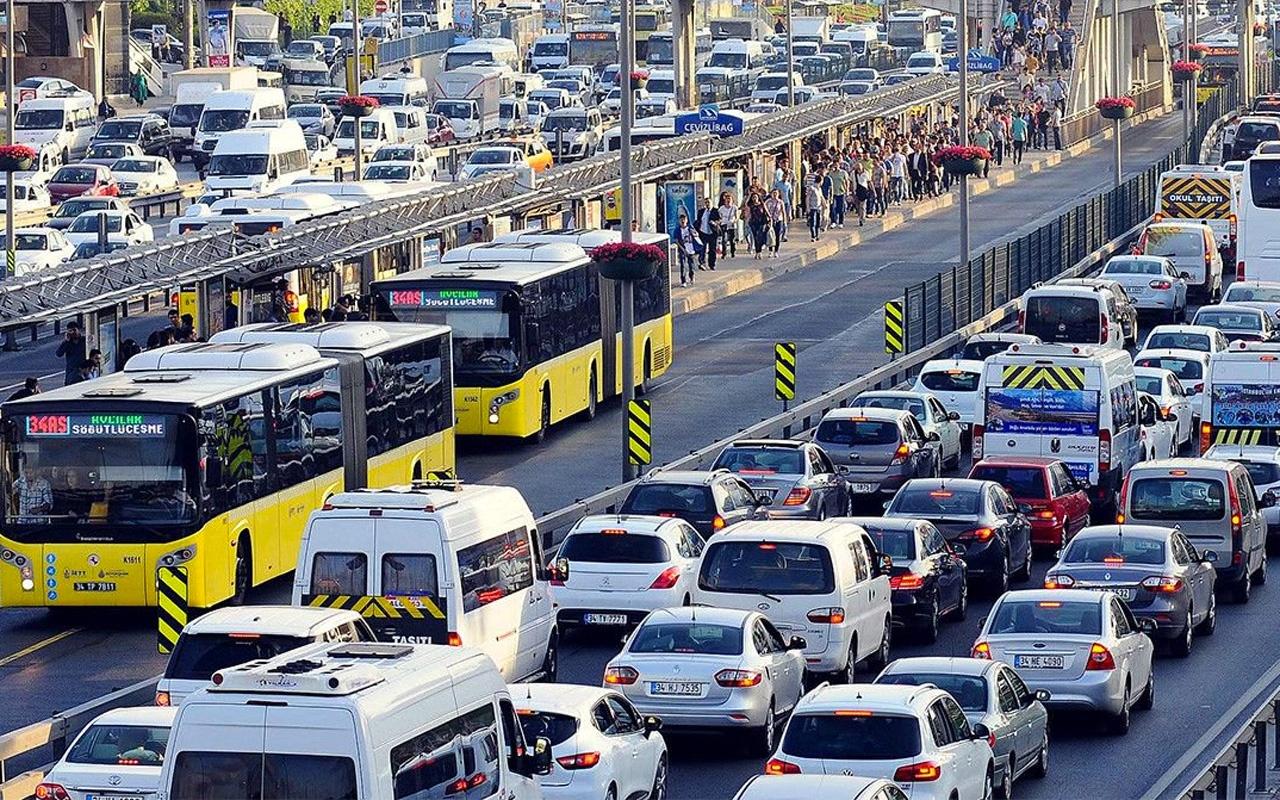 2019-2020 eğitim öğretim yılı başladı! İşte İstanbul trafiği son durum...