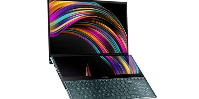 4K OLED ve çift ekranlı ASUS Zenbook Pro Duo Türkiye'de