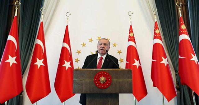 Başkan Erdoğan'dan ABD'li şirketlere yatırım çağrısı!