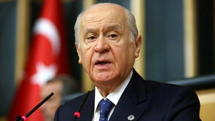 MHP lideri Devlet Bahçeli'den güvenli bölge mesajı