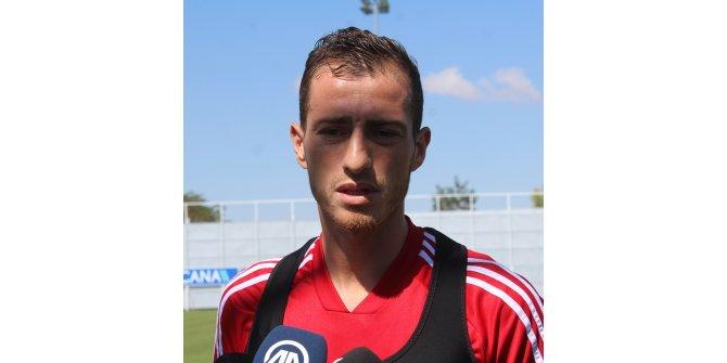 Sivassporlu Hakan Arslan: Başakşehir maçıyla çıkış yakalamak istiyoruz