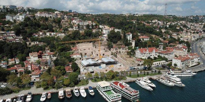 İstanbul Boğazı'nda kara bir leke