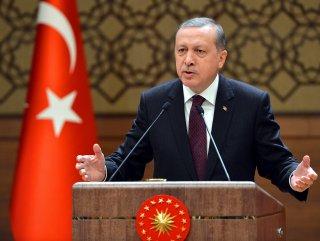 Erdoğan, Suriye Toplantısı yaptı