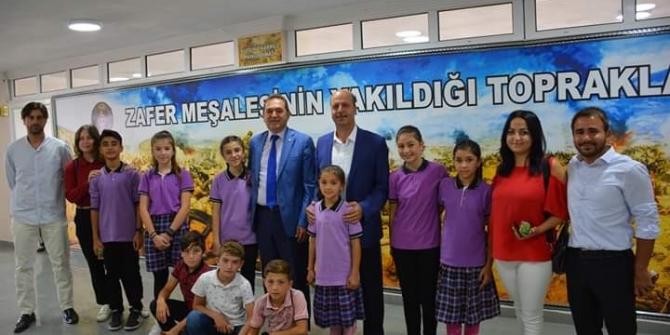Sporculardan Başkan Bozkurt'a ziyeret