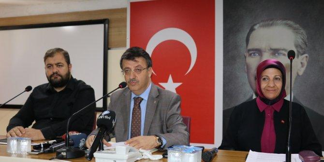 AK Parti Van İl Başkanı: Parti adını kullanarak dolandırıcılık yapanlar tutuklandı