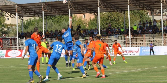 Kozanspor - Payasspor: 0-3