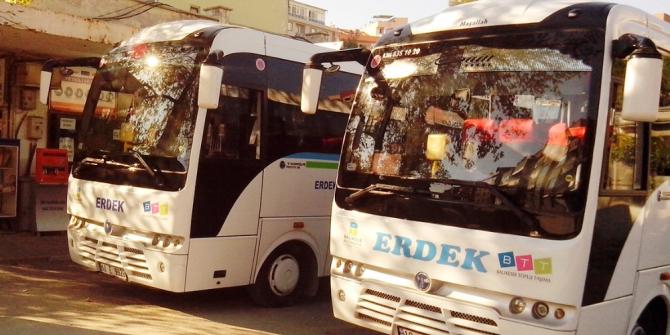 Yaşlılar otobüs saatlerinden şikayetçi