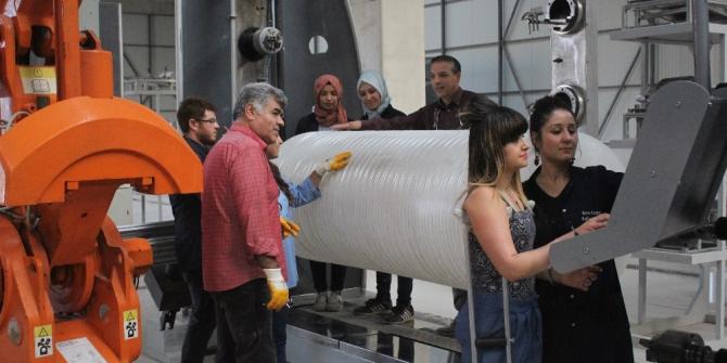 Van'da üretilen doğal gaz tüpü için 3 ülke sıraya girdi