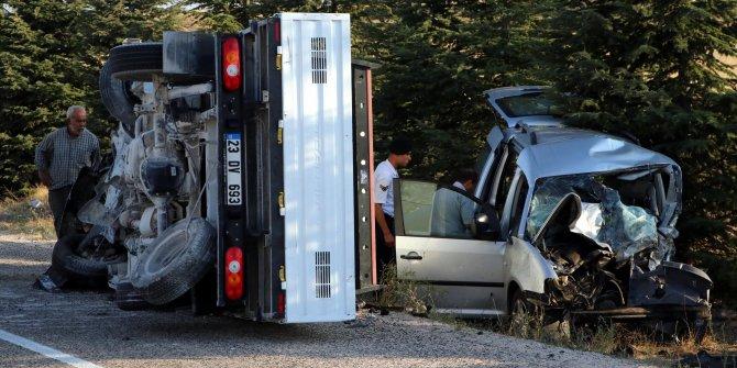 Eskişehir'de kaza: 2 ölü, 2 yaralı