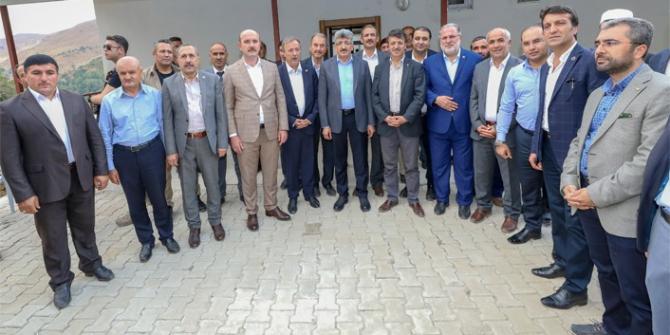 Van Valisi Bilmez'in ilçe ziyaretleri devam ediyor