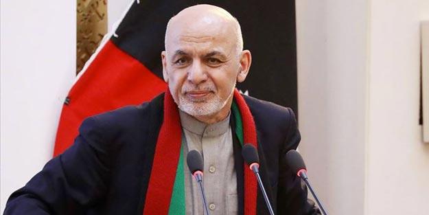 Afganistan Cumhurbaşkanı Eşref Gani'nin mitingine bombalı saldırı!