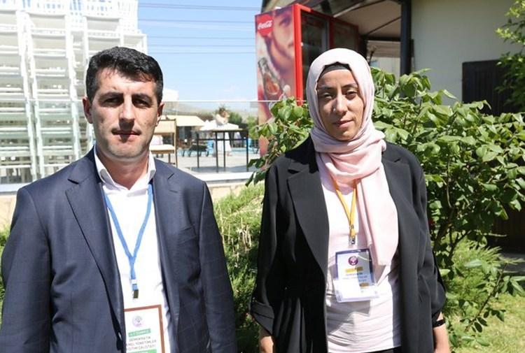 HDP'li Belediye Başkanı Melike Göksu gözaltına alındı!