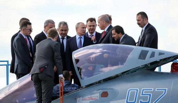 Rus askeri uzmanı Faliçev: Türkiye ile hassas teknoloji paylaşımı yapılabilir!