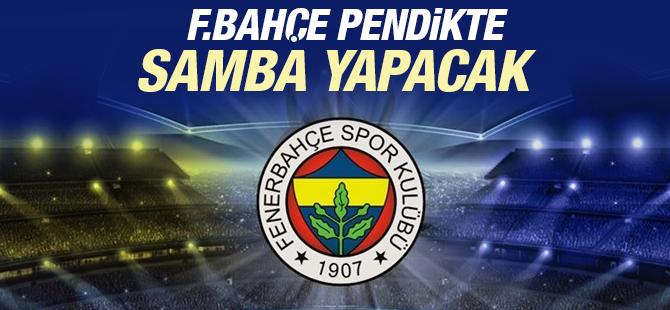 Fenerbahçe Pendik'te samba yapacak