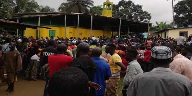 Liberya'da okul yangını! En az 30 çocuk öldü...