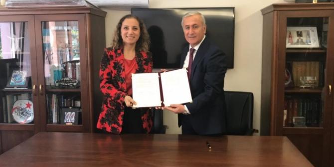 Düzce Üniversitesi Milli Eğitim Bakanlığı ile iş birliği protokolü imzaladı