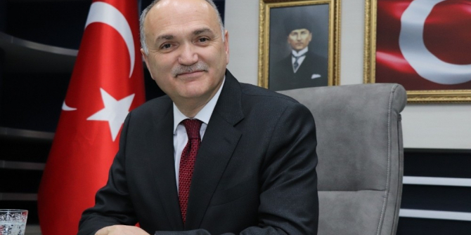 """Başkan Özlü, """"Gazilerimiz mücadelenin temsilcileridir"""""""