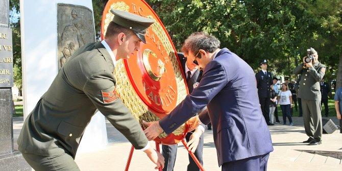 Diyarbakır'da, Gaziler Günü törenle kutlandı