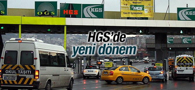 HGS sorgulama hizmetleri e-devlet kapısında