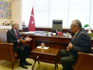 CHP'nin Meclis Başkan adayı Deniz Baykal Oldu
