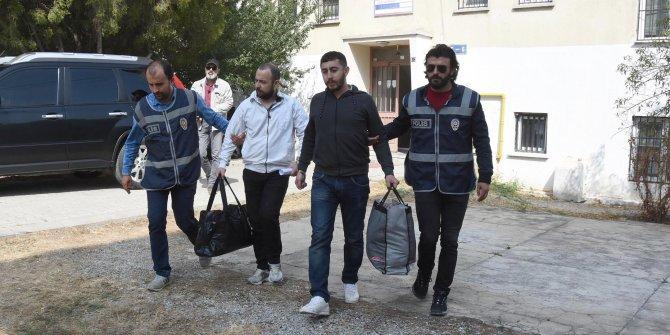 Kütahya'da aranan 11 kişi yakalandı