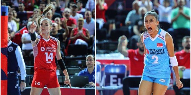 Avrupa Voleybol Şampiyonası Rüya Takımı belli oldu