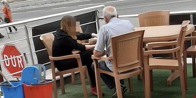 İğrenç iddia! 64 yaşındaki adamdan liseli kıza taciz!