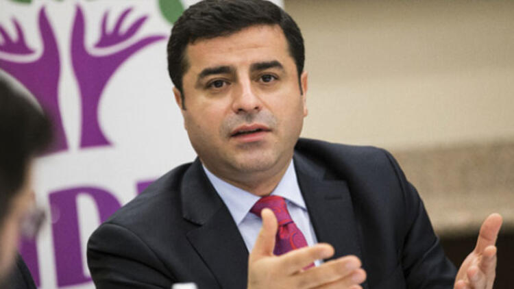 Selahattin Demirtaş'a yeniden tutuklama talebi