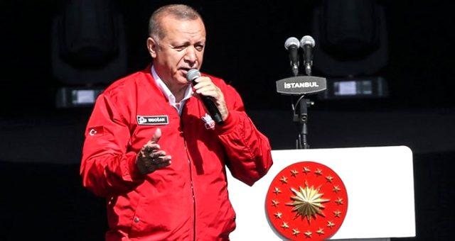 Başkan Erdoğan Teknofest'ten duyurdu: Müthiş bir talep var!