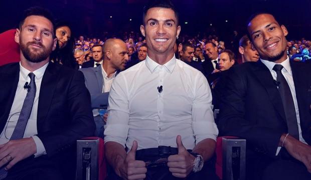 FIFA yılın futbolcusunu açıkladı!