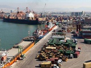 Dış ticaret açığı mayısta azaldı