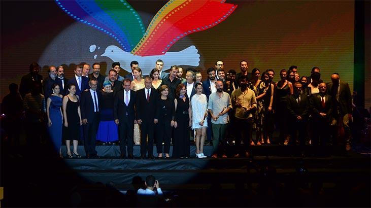 Adana Altın Koza Film Festivali'nde ödüller sahiplerini buldu