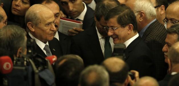 AK Parti ile MHP arasında müthiş gelişme