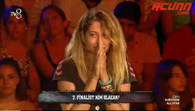 Survivor All Star'da İkinci Finalist Belli Oldu