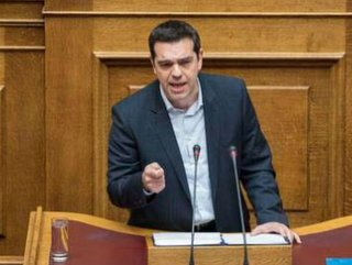 Yunanistan Başbakanı Çipras pes etti