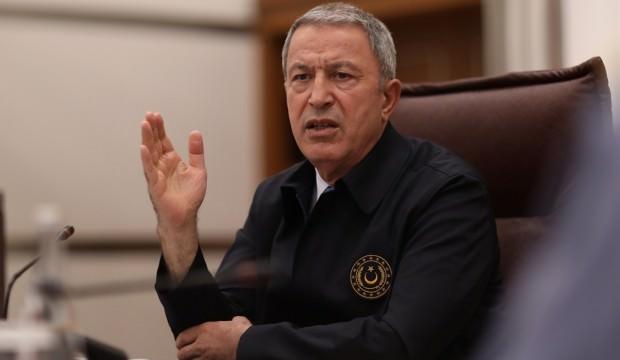 CHP'li isim Hulusi Akar'a iftira atınca Göksu'dan sert tepki geldi