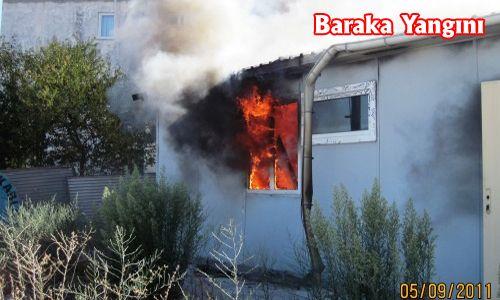 Baraka Yangını