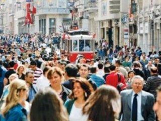 İstanbul'a 6 ayda 5 milyon turist geldi