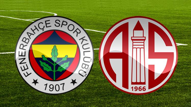 Fenerbahçe'nin Antalyaspor karşısındaki 11'i belli oldu