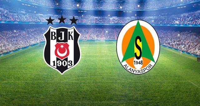 Kartal'dan Alanyaspor'a büyük pençe | Beşiktaş - Alanyaspor maç özeti