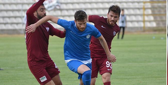 Tuzlaspor ilk mağlubiyetini Bandırma'da aldı