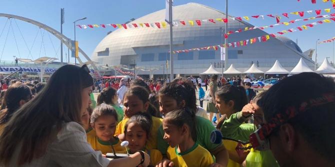 Kepez, 7. Konya Bilim Festivali'nde