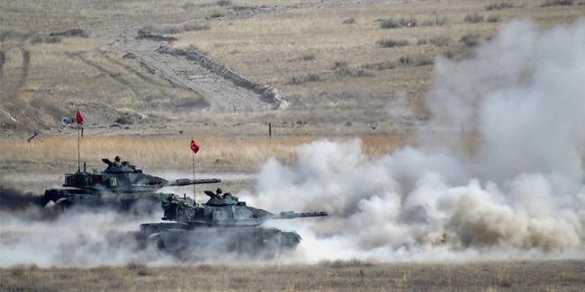 MSB: Şanlı ordumuz Güvenli Bölge Harekâtı için hazırdır