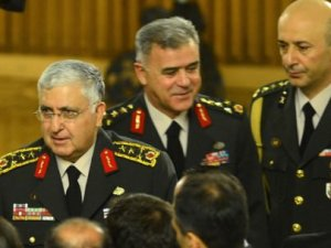 Türk Silahlı Kuvvetleri'nin komuta kademesi değişiyor