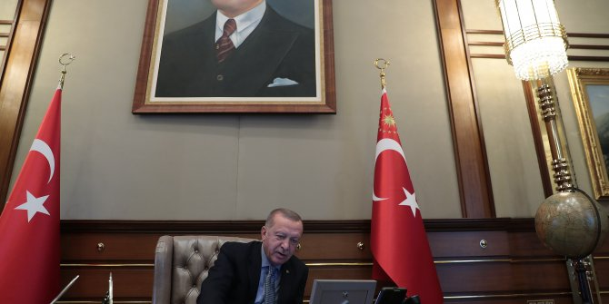 Erdoğan: Barış Pınarı Harekatı başlamıştır (3)