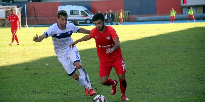 Zonguldak Kömürspor - Hacettepespor: 0-0