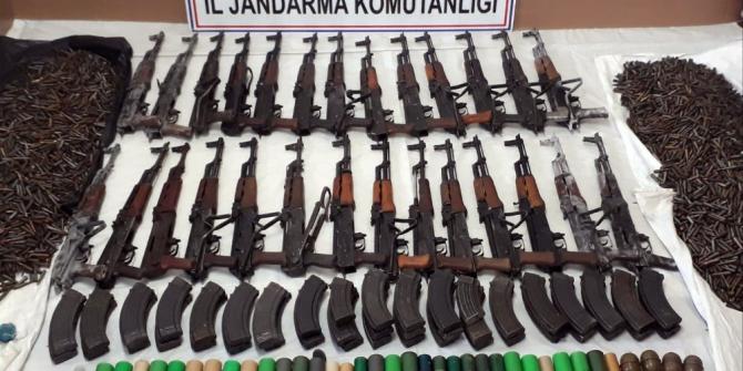 Van'da 4 terörist etkisiz hale getirildi