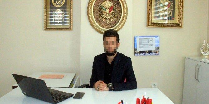 Gazete ilanıyla müşteri arayan 'cinci hoca'ya gözaltı